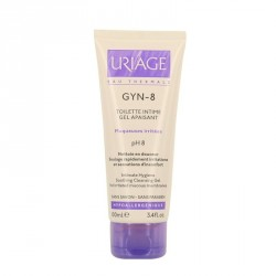 Uriage gyn-8 toilette intime gel apaisant 100ml