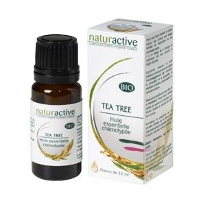 Naturactive huile essentielle bio tea tree 10ml