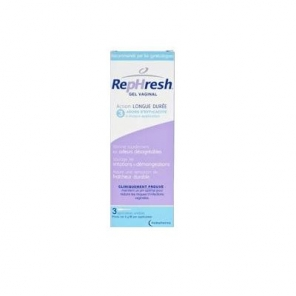 Code pharma rephresh gel vaginal 3 x 5g