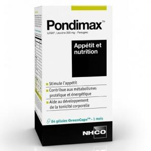Nhco Pondimax Appétit et Nutrition 84 gélules