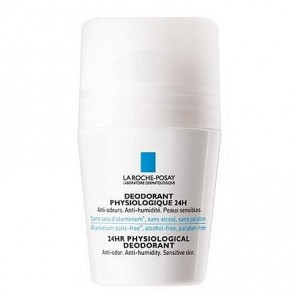 La Roche Posay physiologique déodorant roll-on 50ml