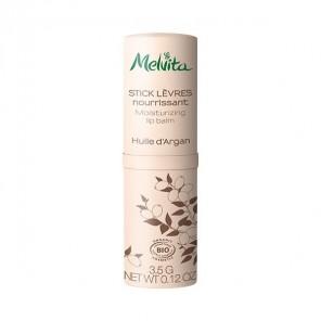 Melvita argan stick à lèvres nourrissant 3,5g