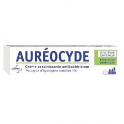 Cooper aureocyde crème assainissante antibacterienne 15 g