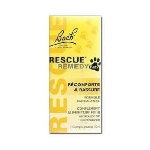 Fleur de bach original rescue remedy pets 10ml