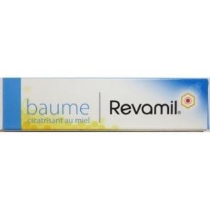 REVAMIL Baume 25% Miel 15g