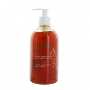 Melvita shampooing bio doux purifiant cheveux gras 500ml