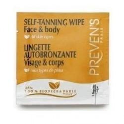 Preven's Lingettes Auto-Bronzantes Unité