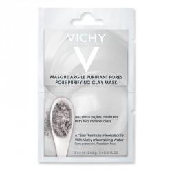Vichy Masque Argile Purifiant Pores 2 x 6 ml