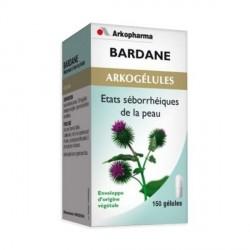 Arkogélules Bardane 150 gélules