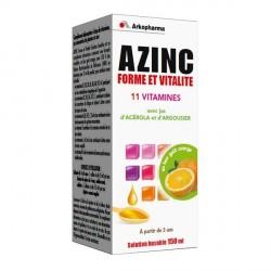 AZINC SIROP 150ML
