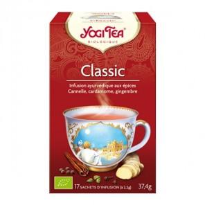 Yogi tea infusion classic 17 sachets