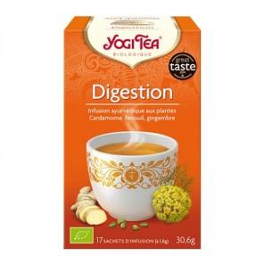 Yogi tea infusion ayu digestion 17 sachets