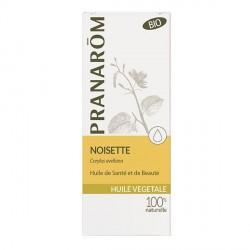Pranarôm huile végétale noisette 50ml