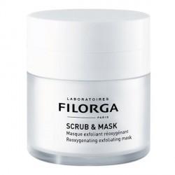 Filorga scrub and mask masque exfoliant réoxygénant 55ml