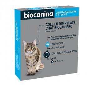 Biocanina biocanipro collier insecticide