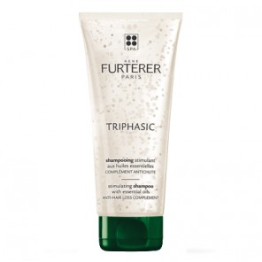 René Furterer Triphasic shampooing stimulant aux huiles essentielles tube 200ml