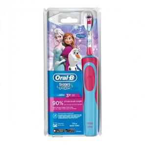 Oral B Stages power Reine des neiges brosse à dents électrique rechargeable enfants