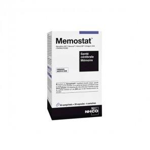 Nhco Memostat™ santé cérébrale 56 comprimés + 28 capsules