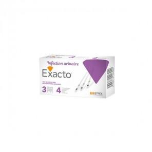 EXACTO TEST INFECTION URINAIRE BT3