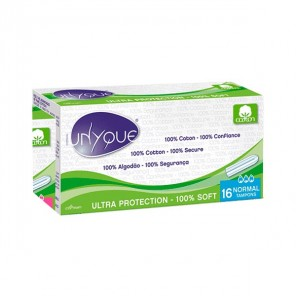 UNYQUE TAMPONS X16 NORMAL
