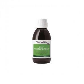 Pranarôm aromaforce sirop voies respiratoires bio 150ml