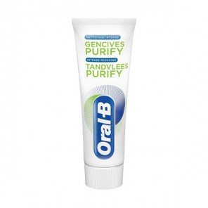 Oral-b gencives purify nettoyage intense dentifrice 75ml