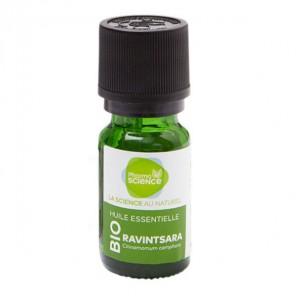 Pharmascience ravintsara huile essentielle bio 10ml