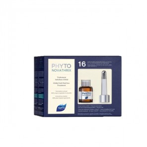 Phyto phytonovathrix soin anti-chute 12 ampoules 3,5ml
