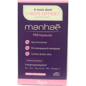 MANHAE CURE 4MOIS BOITE DE 120 CP