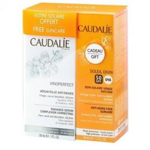 CAUDALIE VINOPERFECT SERUM + SOLAIRE OFFERT