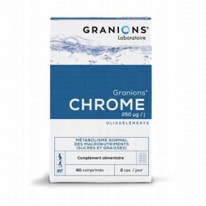 GRANIONS CHROME 250G 60
