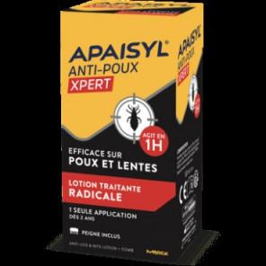 APAISYL POUX EXPERT RADICAL 100ML