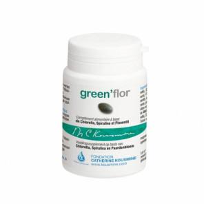 NUTERGIA GREEN'FLOR 90 COMPRIMES