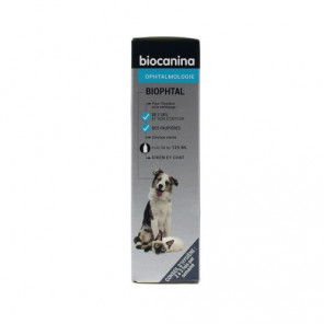 BIOCANINA BIOPHTAL - FLACON 125 ML