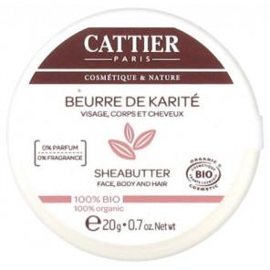 CATTIER BEURRE DE KARITE 20G