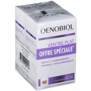 Oenobiol ventre plat reduit les gonfements 2 boites de 30 capsules