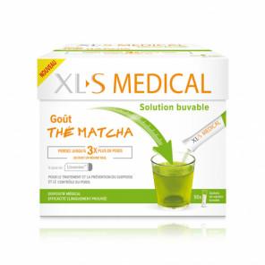 XLS MED SOLUTION THE MATCHA 90 SACHETS