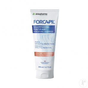 ARKOPHARMA FORCAPIL SHAMPOING FORTIFIANT 200ML