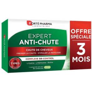Forté pharma expert anti-chute 90 comprimés