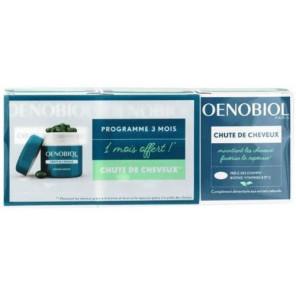Oenobiol chute de cheveux 120 capsules + 60 capsules