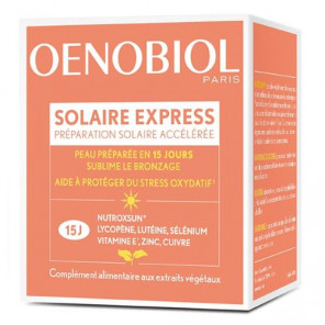 OENOBIOL SOLAIRE EXPRESS 15 JOURS