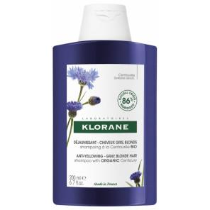 KLORANE SHAMPOING CENTAUREE 200ML