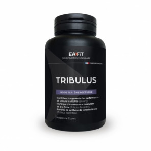 Eafit Tribulus Synthèse Testostérone 90 comprimés