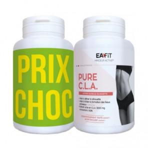 Eafit Pure C.L.A 500 minceur active 2 x 90 capsules