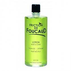 Foucaud Friction lotion énergique 250ml